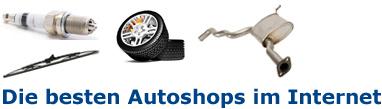 Reifentest und Reifenshops
