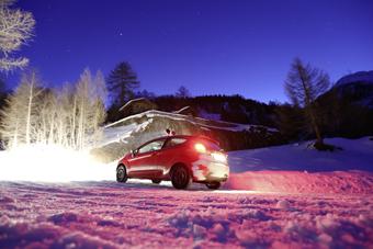 ADAC Winter-Reifen-Test Ulrichen CH_12.-15.Jan.2014